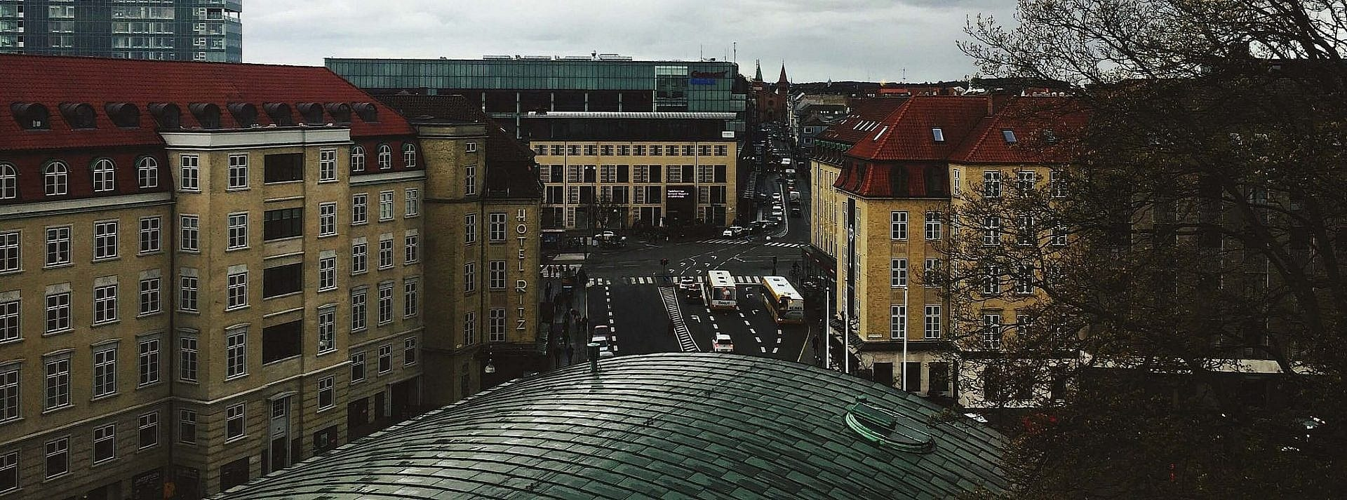 Offentlige bygninger i Nordjylland, Hanstholm, Thy, Klitmøller og Thisted