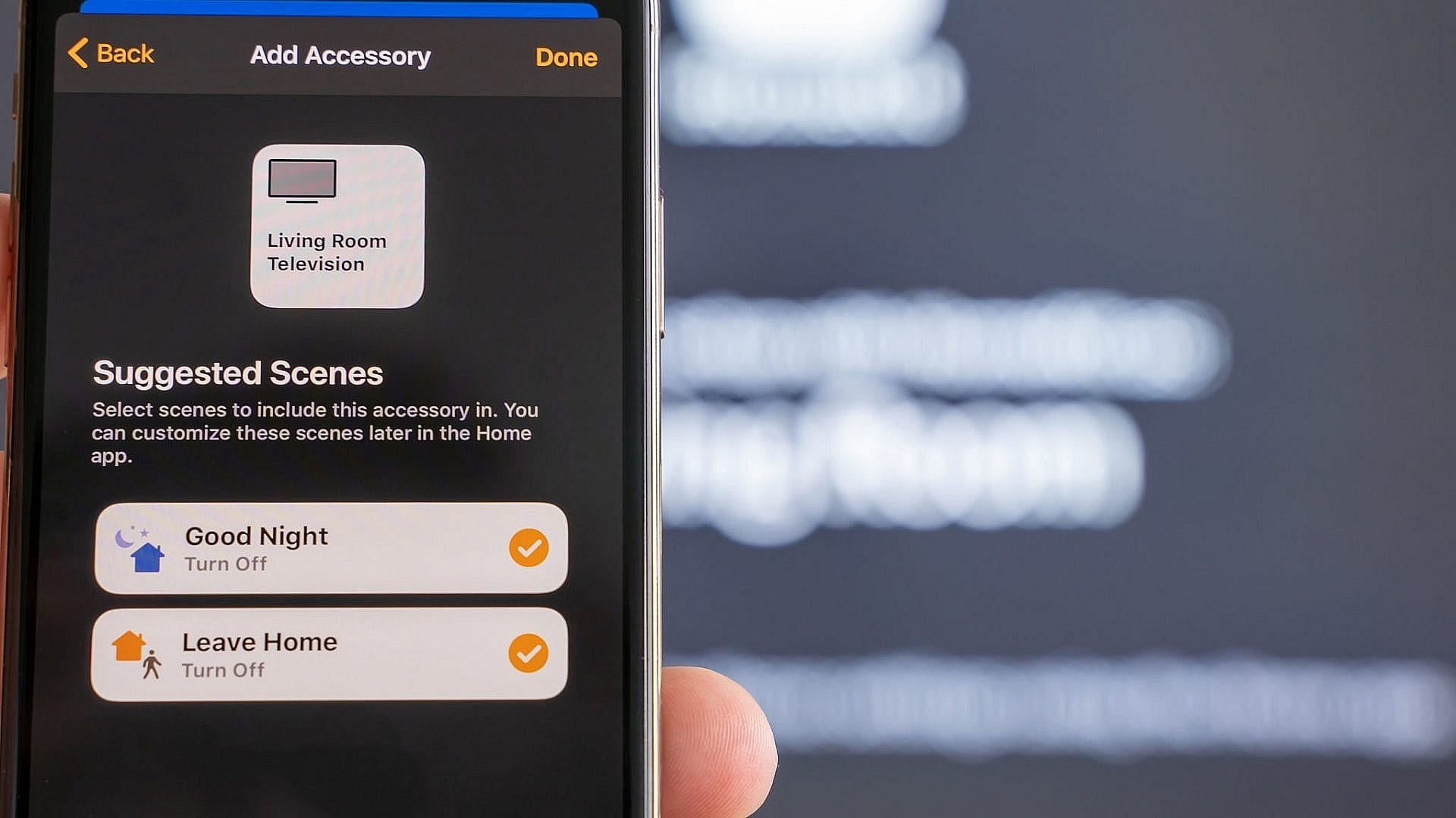 Smart styring af hjemmet fra smartphone i Hanstholm