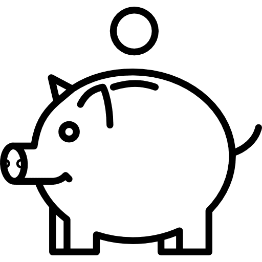 Spar penge