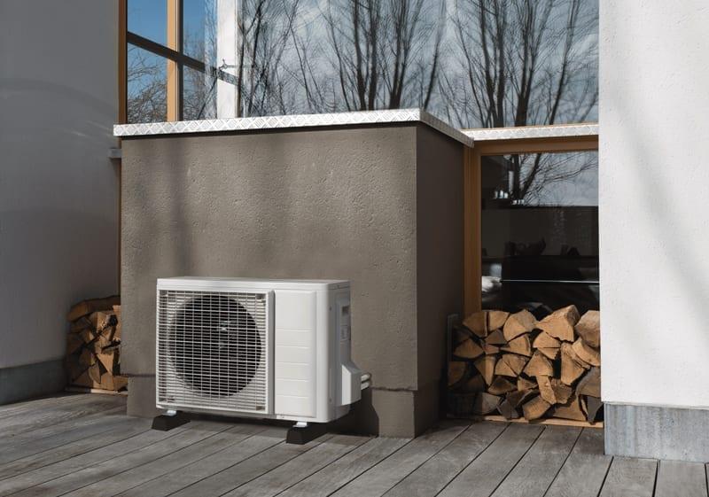 varmepumpe håndværkerfradrag Hanstholm