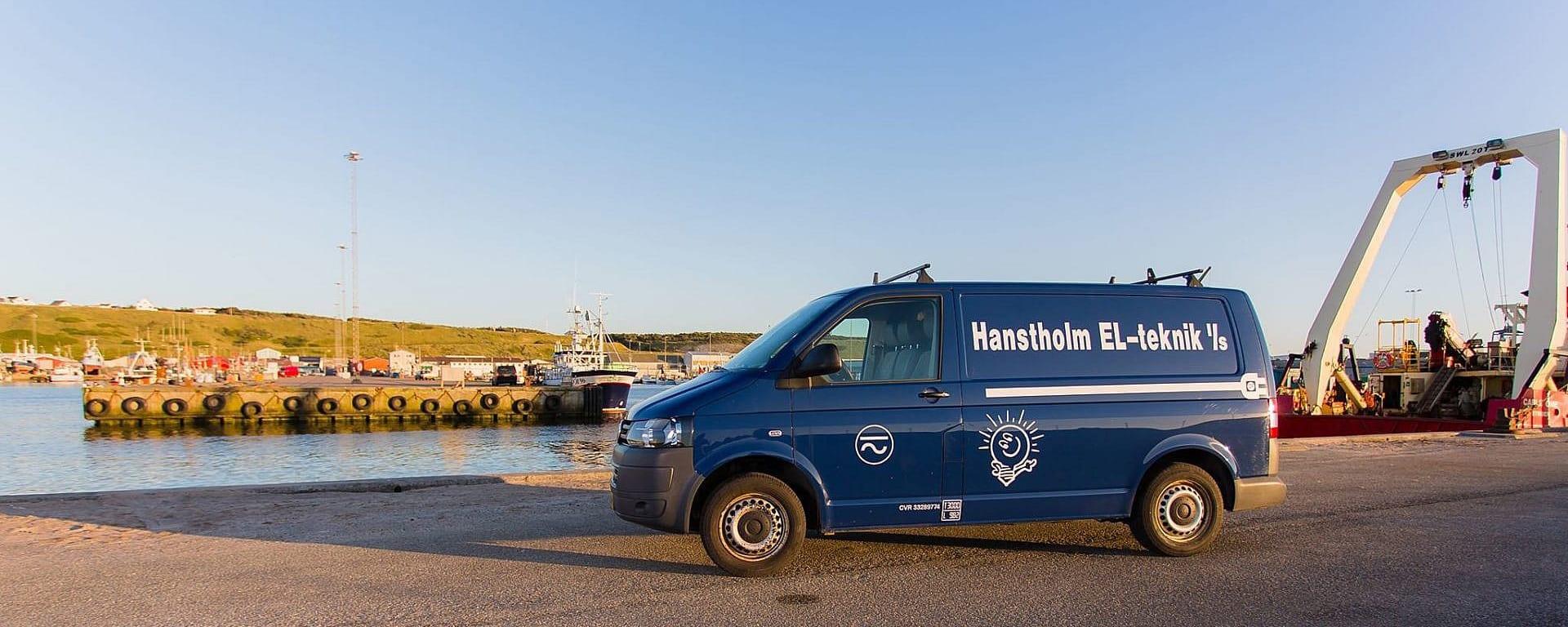 Hanstholm EL-tekniks montør i Hanstholm